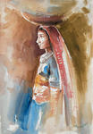 Classical Indian Art Gallery - 村庄 闺女